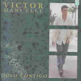 SOLO CONTIGO BY MANUELLE,VICTOR (CD)