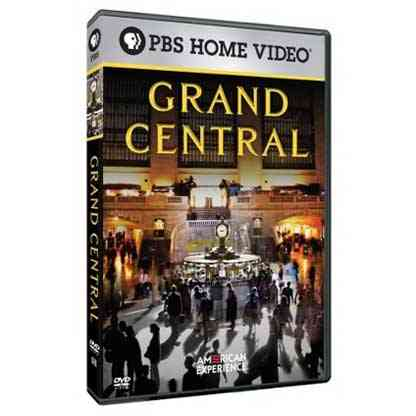 AMERICAN EXPERIENCE:GRAND CENTRAL BY AMERICAN EXPERIENCE (DVD)